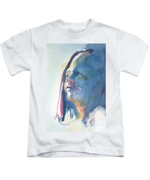 Head Study8 Kids T-Shirt