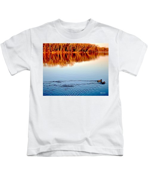 Heading Home Kids T-Shirt