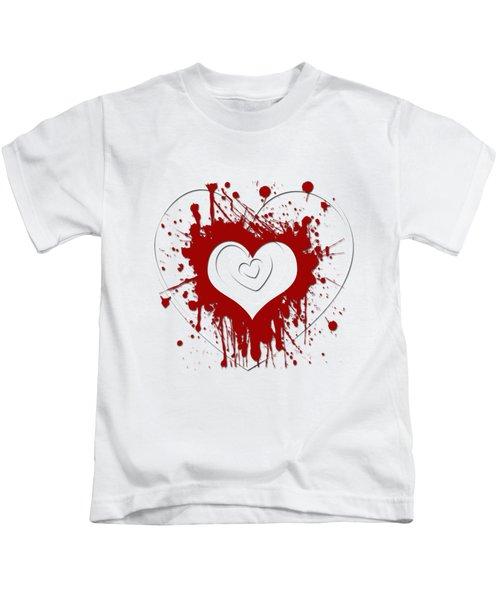 Hearts Graphic 1 Kids T-Shirt