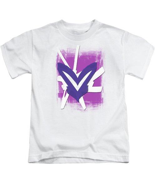 Hearts Graphic 3 Kids T-Shirt