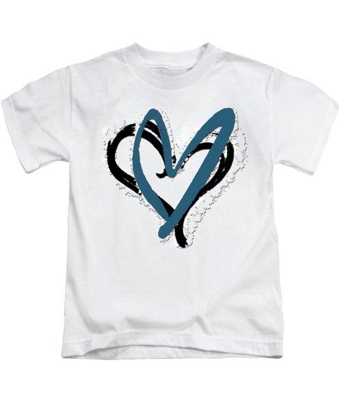 Hearts Graphic 8 Kids T-Shirt