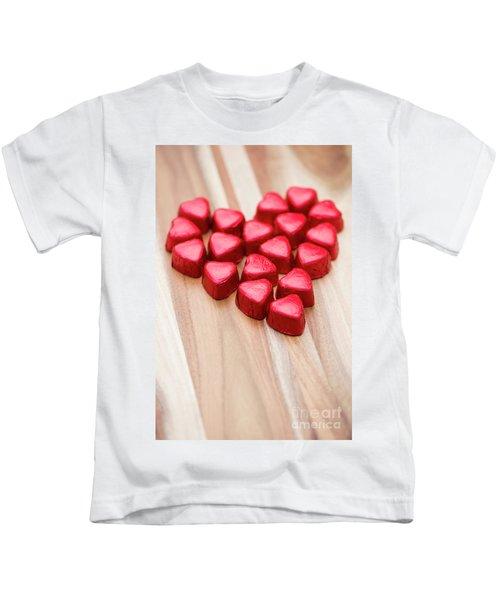 Hearty Heart Kids T-Shirt