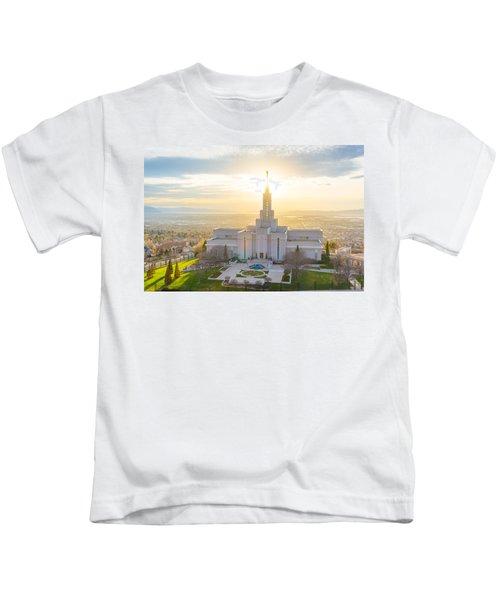 Heavenly Glow Kids T-Shirt