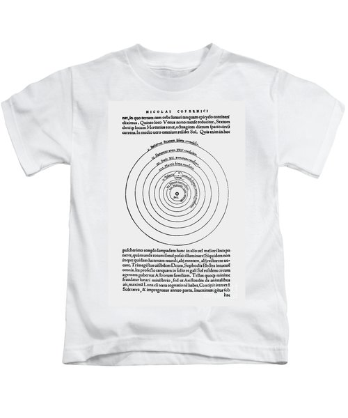 Heliocentric Theory Kids T-Shirts | Fine Art America