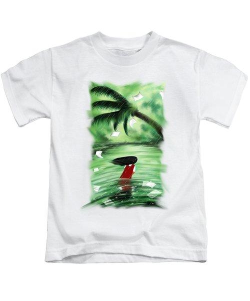 Her Storm Kids T-Shirt