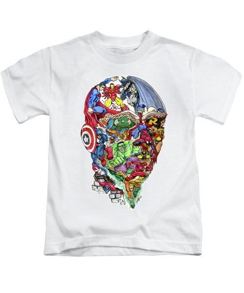 Heroic Mind Kids T-Shirt