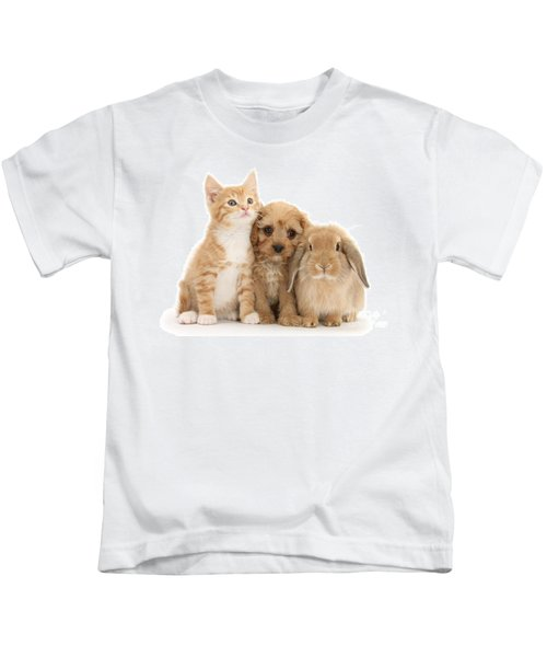 Hey, Move Over, You're Upstaging Me Kids T-Shirt