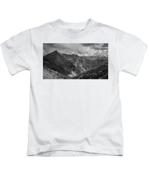 High Country Valley Kids T-Shirt