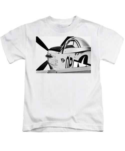 High Key Mustang Kids T-Shirt