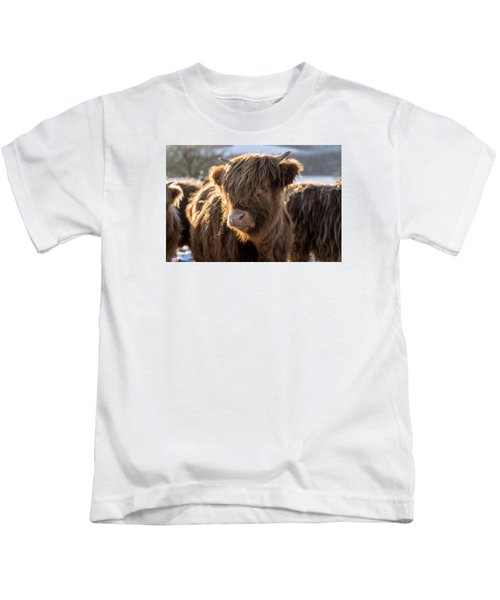 Highland Baby Coo Kids T-Shirt