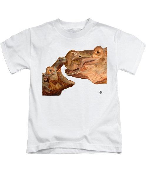 Hippos Kids T-Shirt