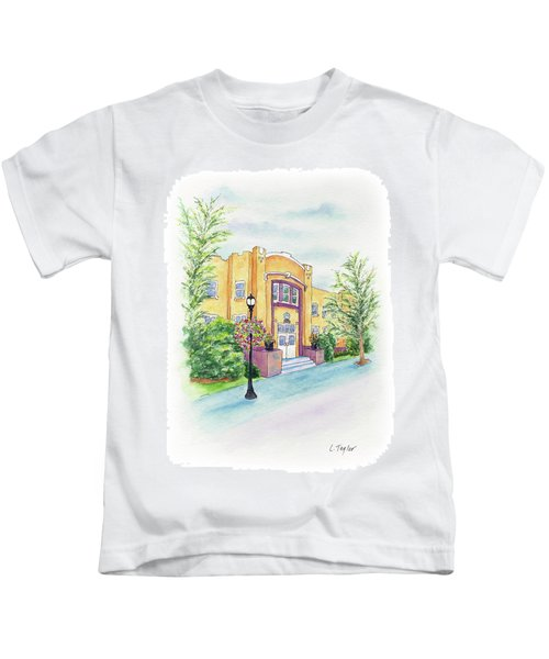Historic Armory Kids T-Shirt