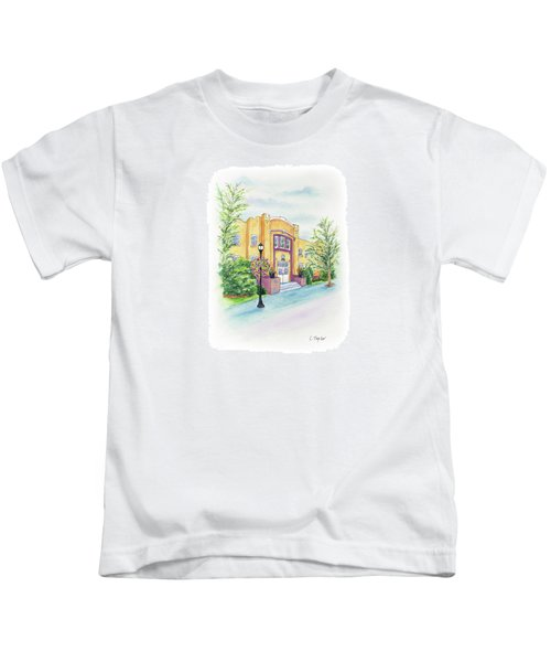 Historic Armory Kids T-Shirt