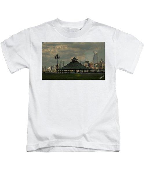 Away From It All Kids T-Shirt