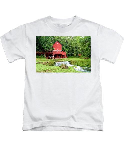 Hodgson Water Mill Kids T-Shirt