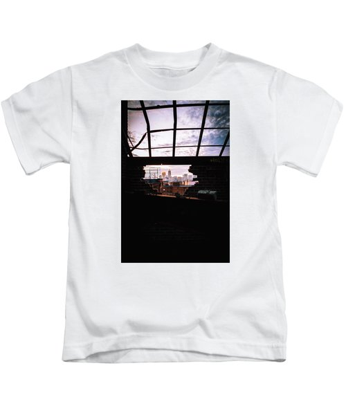 Hole In The Wall Kids T-Shirt