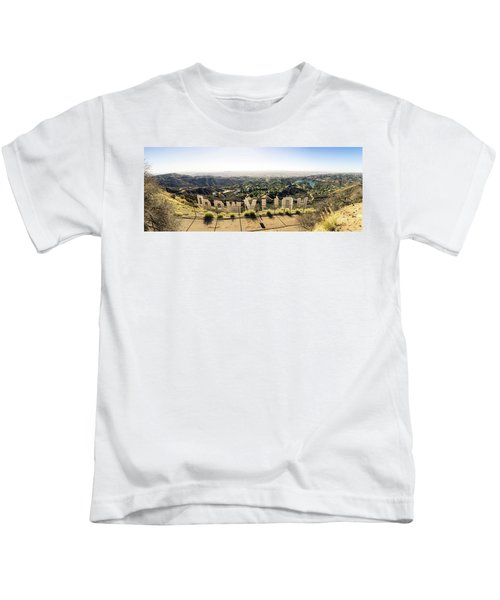 Hollywood Kids T-Shirt by Michael Weber
