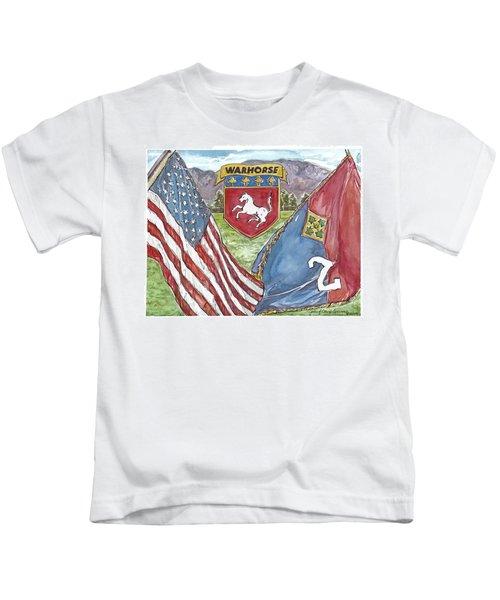 Homage To 2-4 Kids T-Shirt