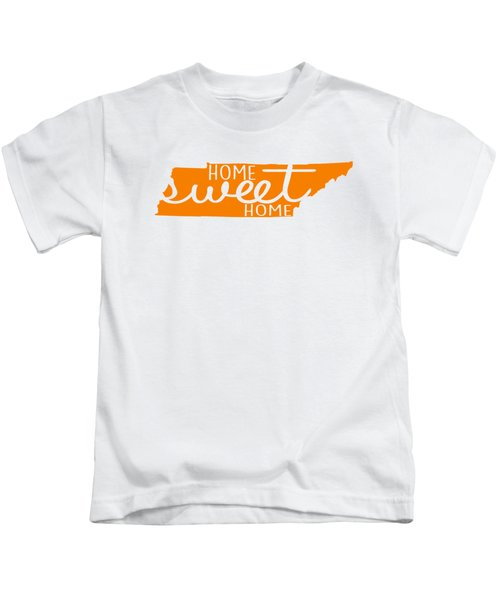 Home Sweet Home Tennessee Kids T-Shirt