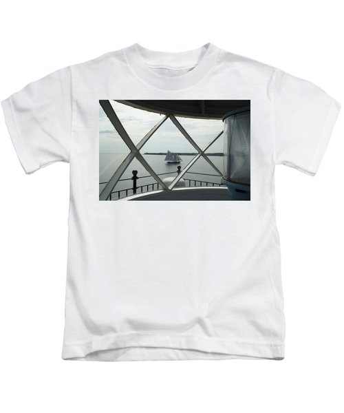 Home To Rockland Kids T-Shirt