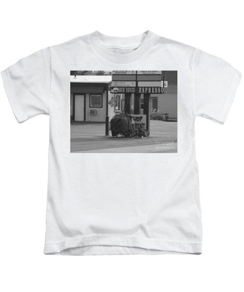 Homeless Hoarder Kids T-Shirt