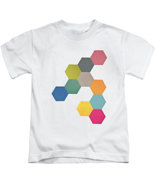 Honeycomb I Kids T-Shirt