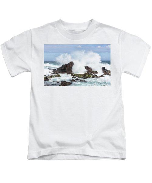 Hookipa Point Kids T-Shirt