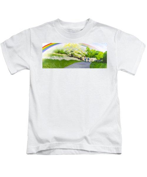 Hopeful Sojourn Kids T-Shirt