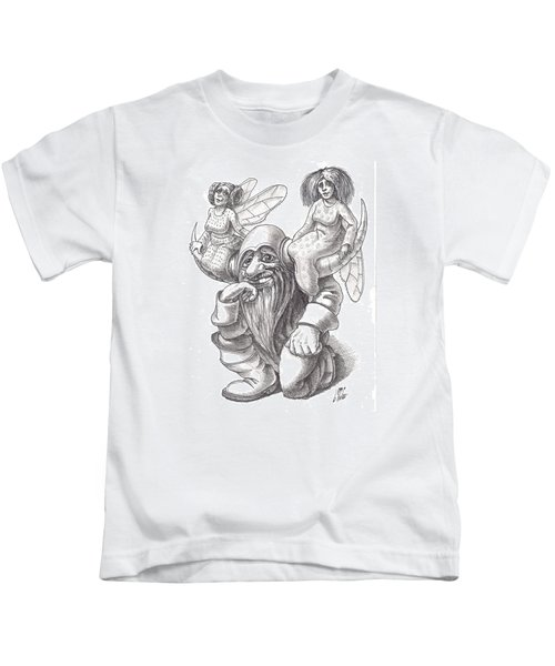 Horns Kids T-Shirt