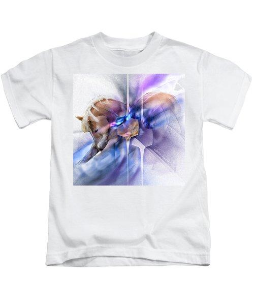 Horse Prayer Kids T-Shirt