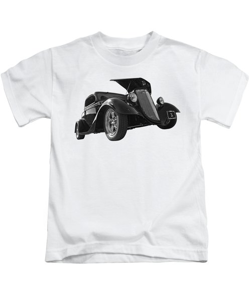 Hot '34 In Black And White Kids T-Shirt