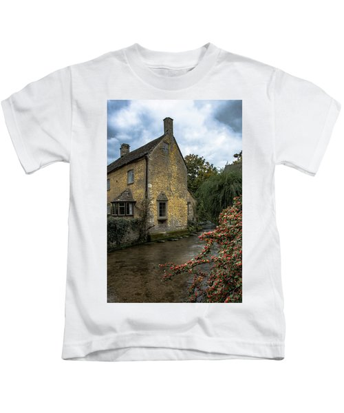 House On The Water Kids T-Shirt