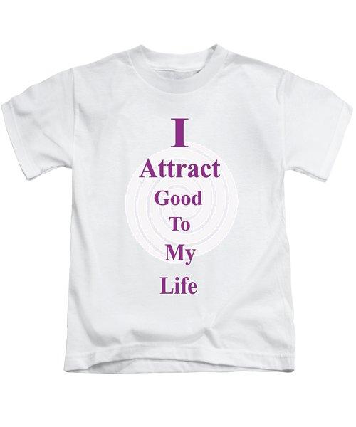 I Attract Kids T-Shirt