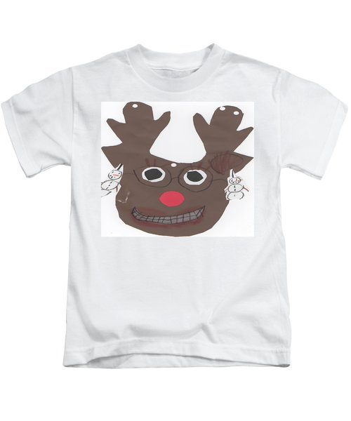 I Just Love Christmas Kids T-Shirt