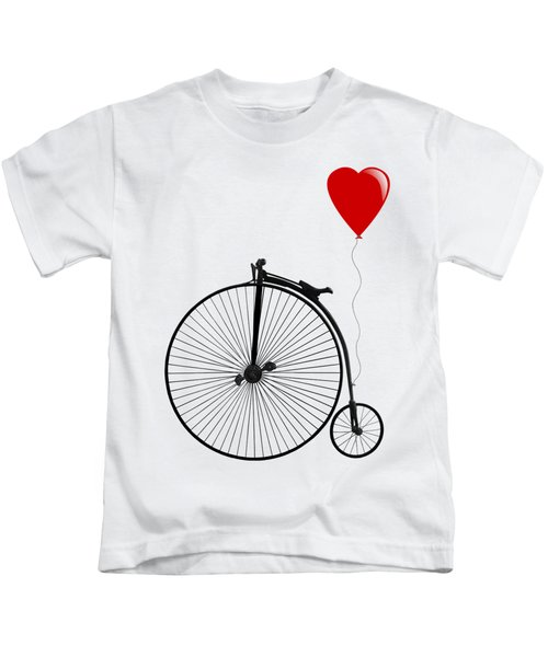 I Love Cycling Kids T-Shirt