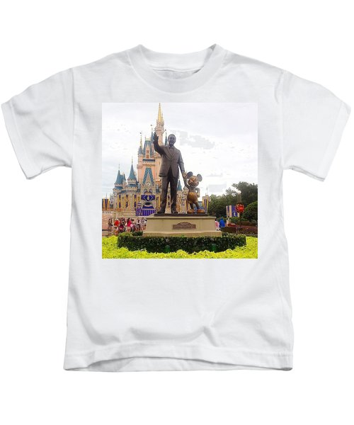 It All Started With A Mouse Kids T-Shirt