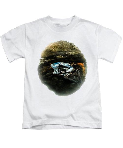 I Seen The Yeti Kids T-Shirt