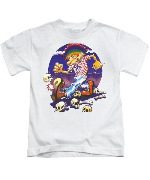 Ice Cream Kid Ska Kids T-Shirt