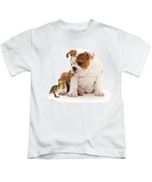 I'm A Quack Of All Trades Kids T-Shirt