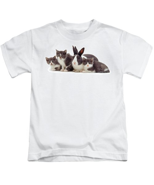 I'm Bun Of The Family Kids T-Shirt
