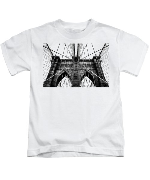Imposing Arches Kids T-Shirt