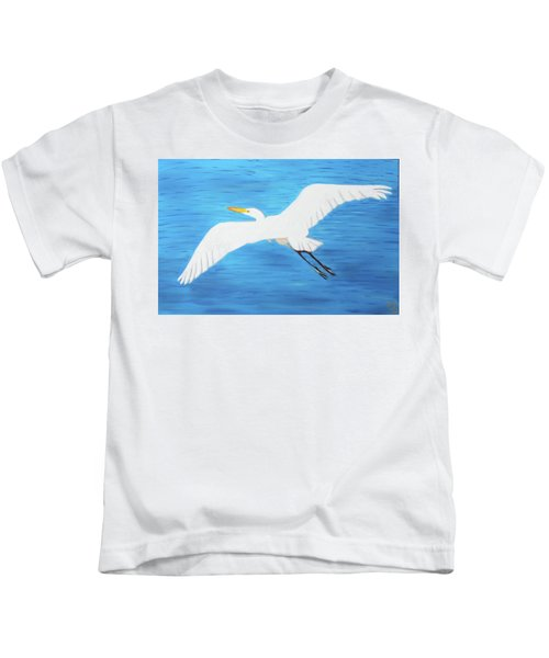 In Flight Entertainment Kids T-Shirt