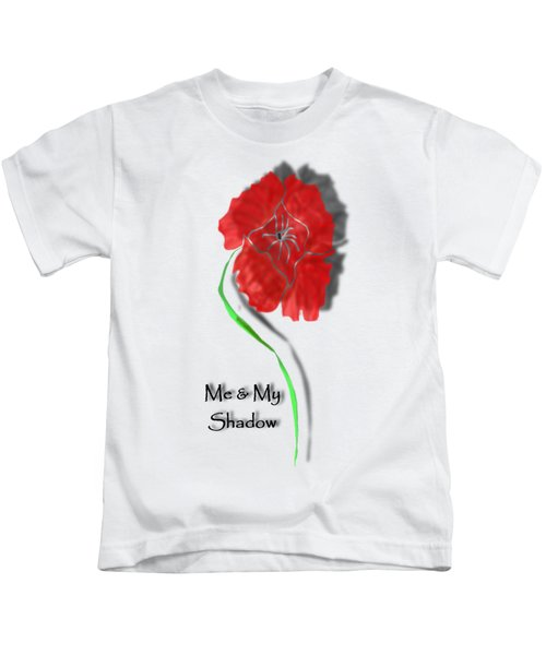 In Remembrance Poppy Kids T-Shirt