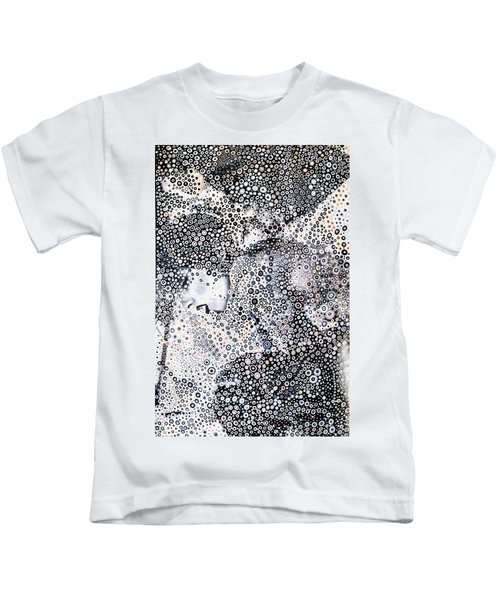 In Search For The Self Kids T-Shirt