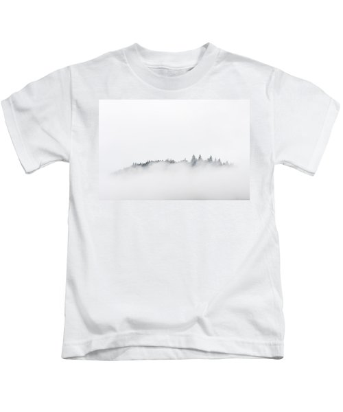 In The Clouds Kids T-Shirt