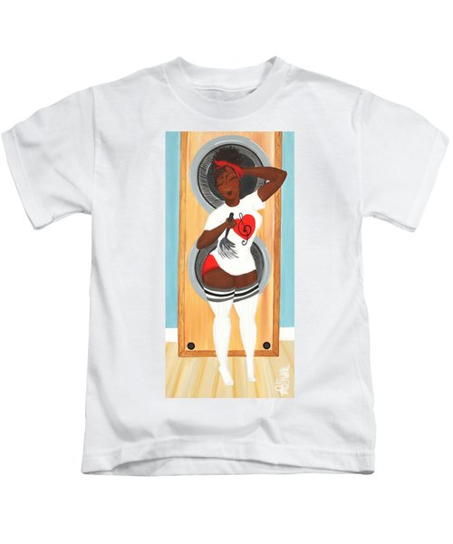 In The Groove Kids T-Shirt