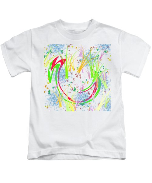 In The Spring Kids T-Shirt