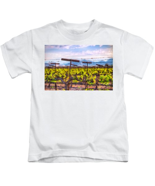 In The Vineyard Kids T-Shirt