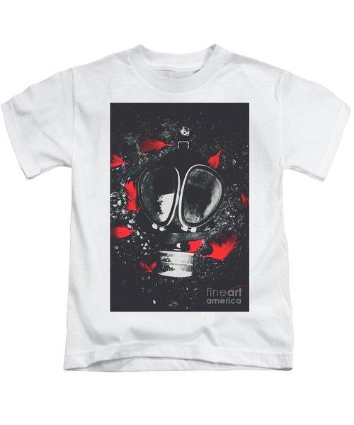 In Wars Wraith Kids T-Shirt