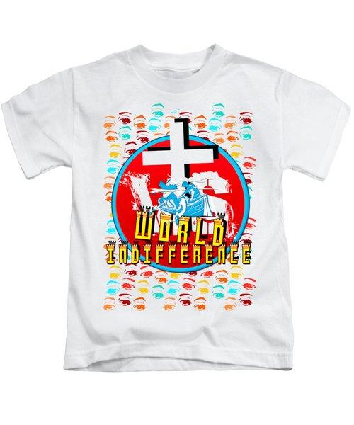 Indifference Kids T-Shirt